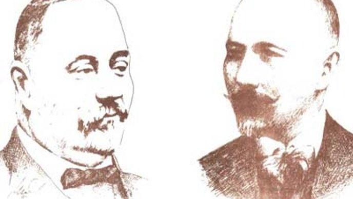 Antun i Stjepan Radić