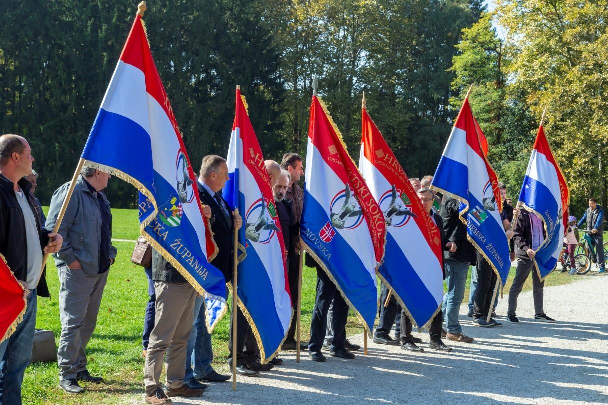 HSS | Organizacija branitelja Hrvatski sokol mogila