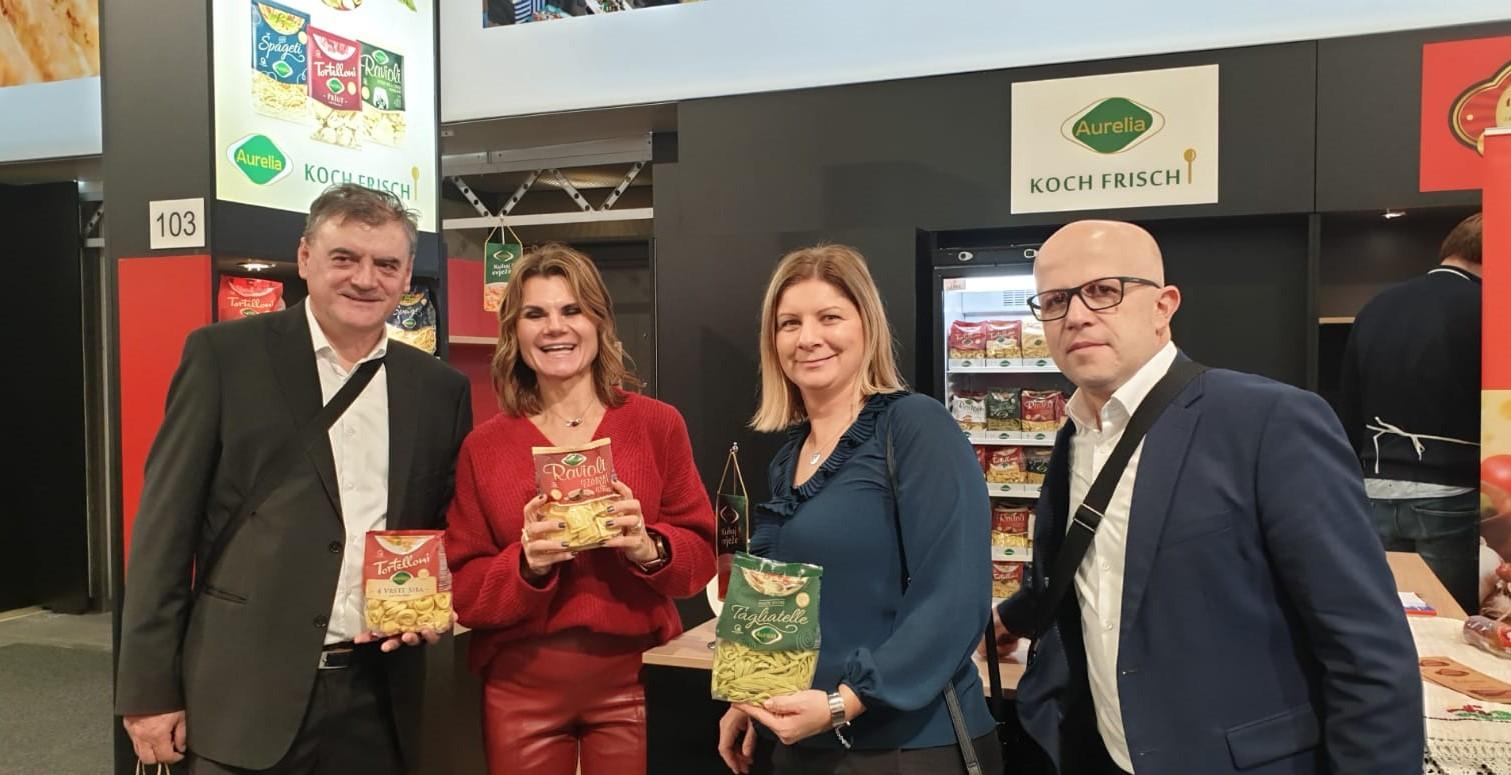 Zastupnici na Zelenom tjednu u Berlinu