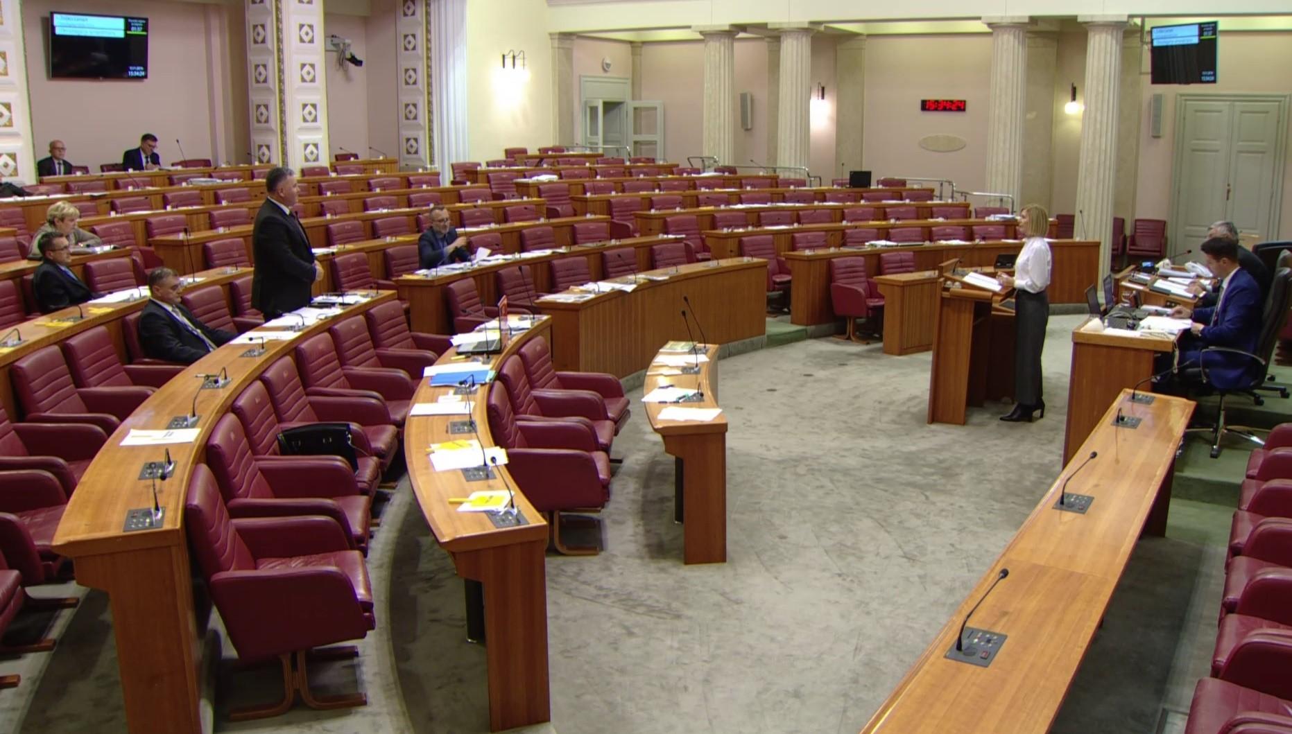 HSS | Hrvatski sabor | Amandmani proračun 2020.