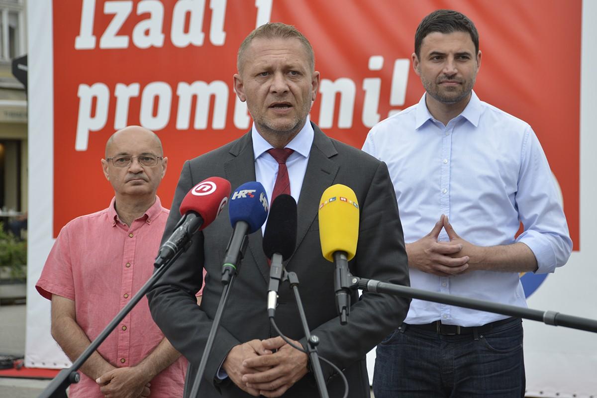 HSS | Krešo Beljak | Predstavljanje kandidata 7. izborna jedinica