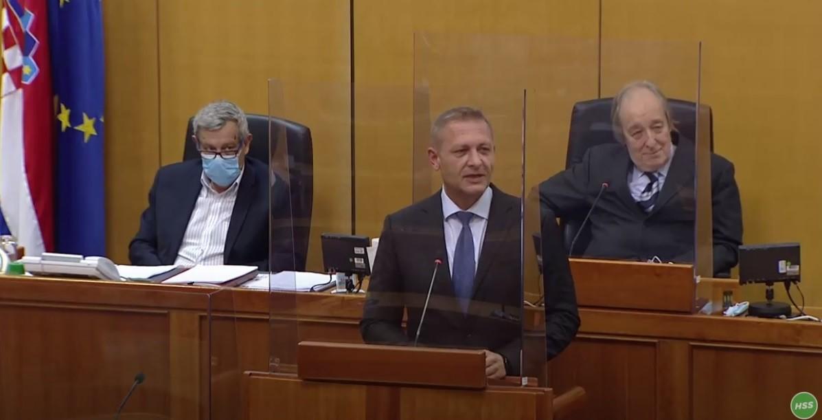 HSS | Hrvatski sabor | Krešo Beljak | Vrhovni sud