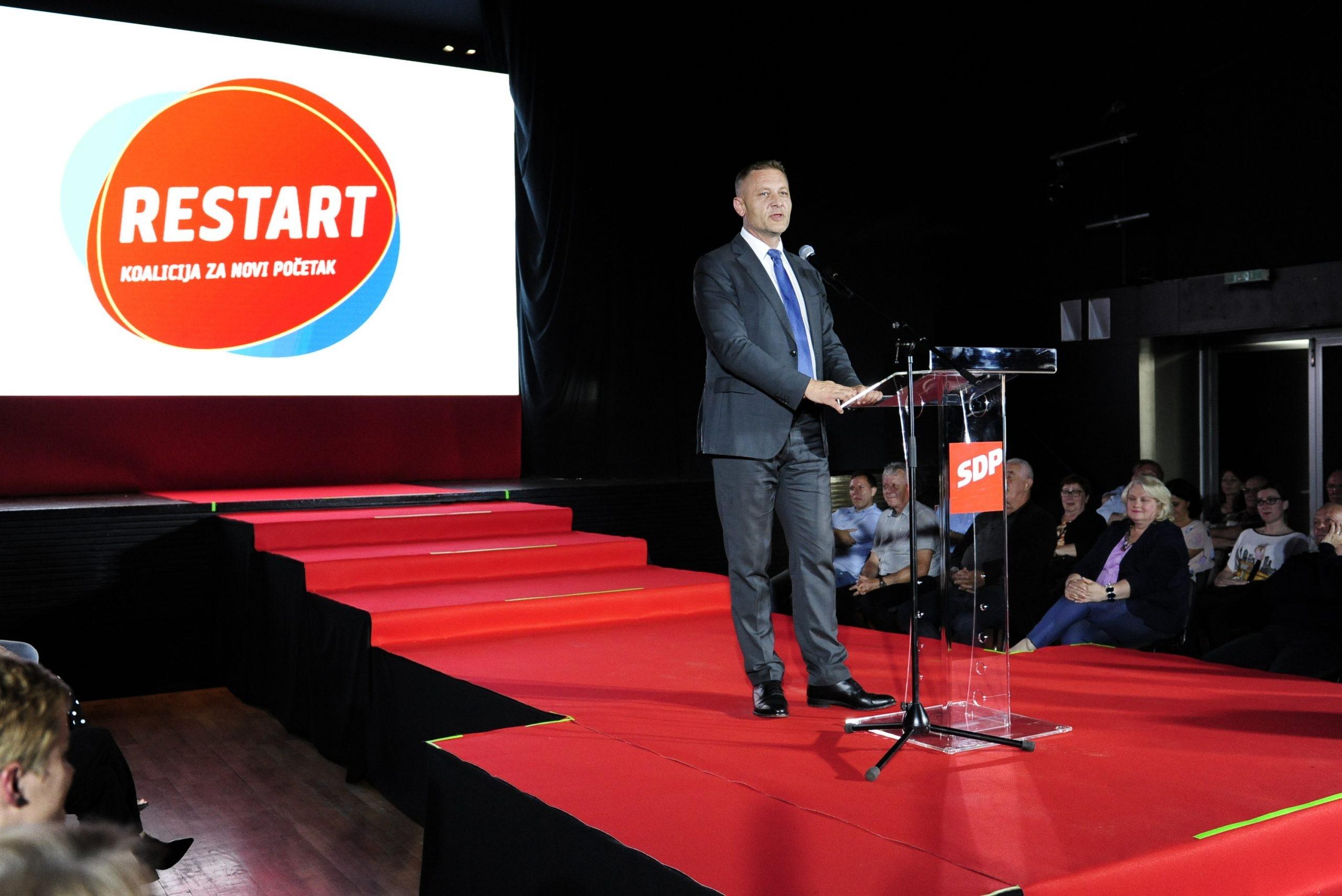 HSS | Krešo Beljak | Početak kampanje Koprivnica