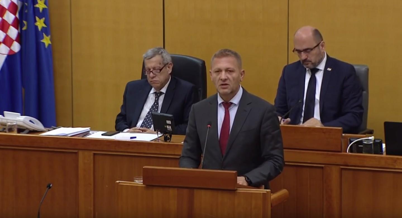 HSS | Krešo Beljak | Godišnje izvješće o radu Vlade
