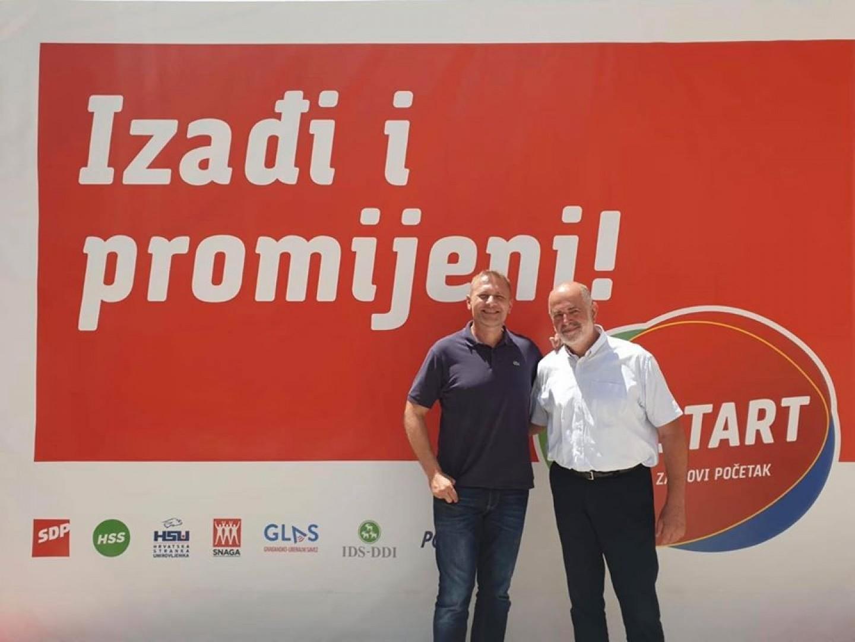 HSS | Krešo Beljak i Teo Jeličić