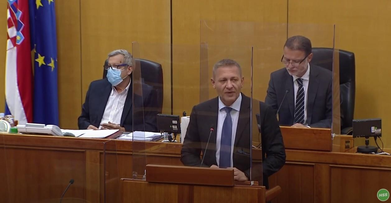HSS | Hrvatski sabor | Krešo Beljak | Inflacija