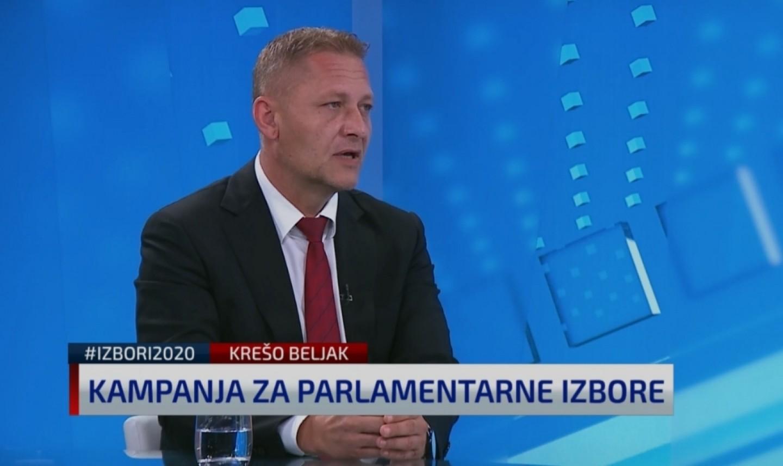 HSS | Krešo Beljak | Gostovanje na N1 televiziji