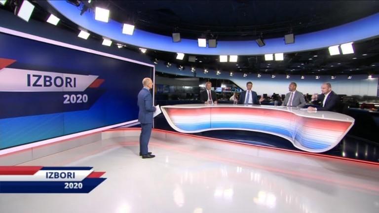 HSS | Krešo Beljak | Sučeljavanje Nova TV