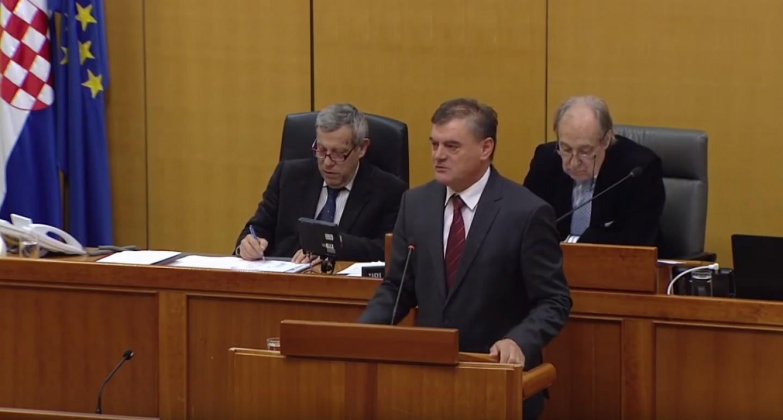 HSS | Davor Vlaović | Štrajk u Đuri Đakoviću