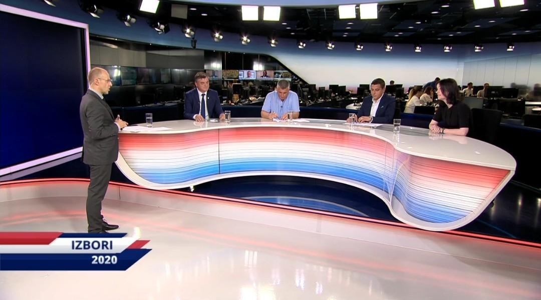 HSS   Davor Vlaović   Sučeljavanje Nova TV