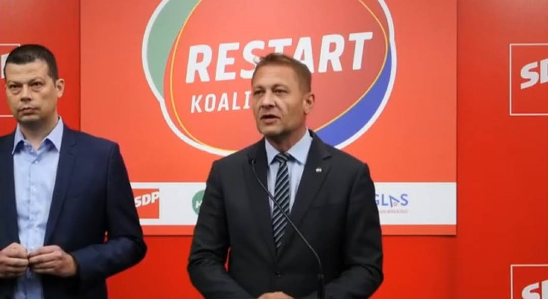 HSS | Krešo Beljak | Konferencija za medije