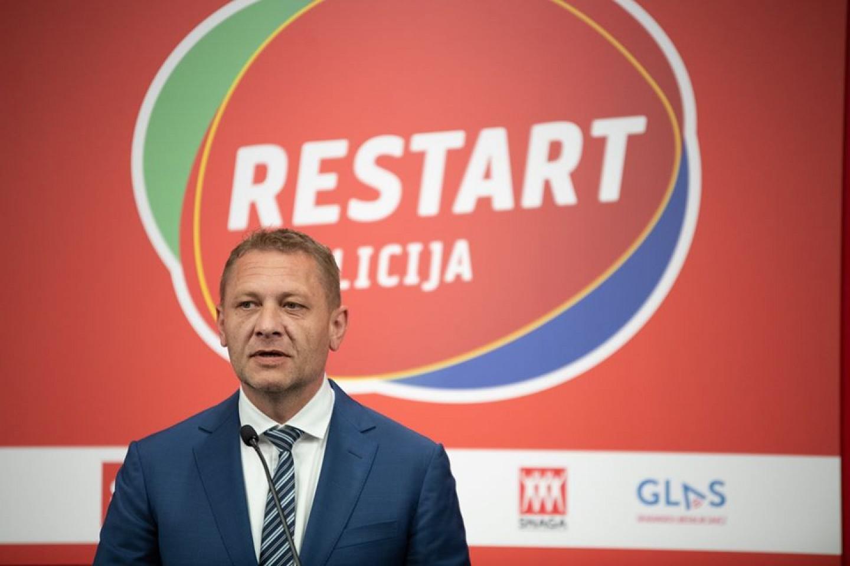 HSS | Krešo Beljak | Izborni program RESTART koalicije predstavljanje