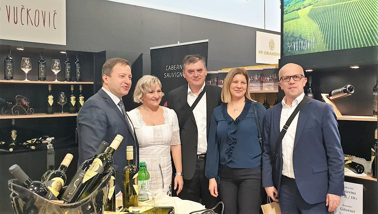 HSS | Zastupnici na Zelenom tjednu u Berlinu