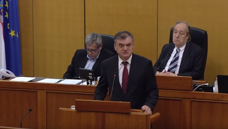 HSS | Davor Vlaović | HSS traži hitnu obustavu svih ovrha i deložacija