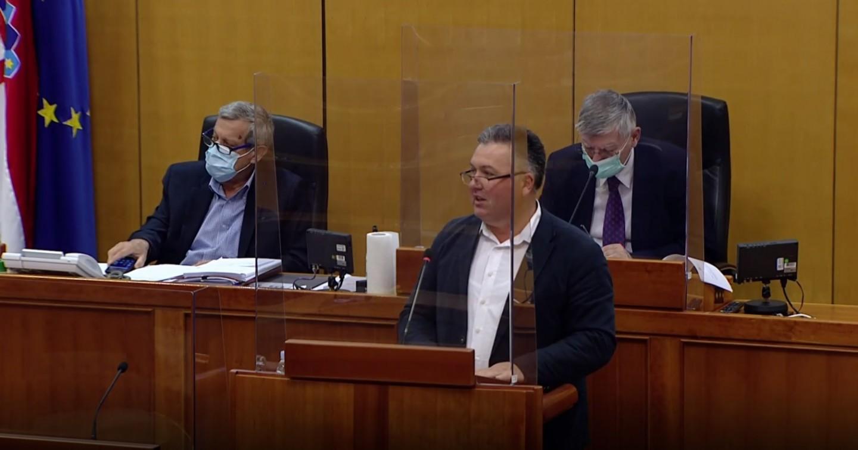 HSS | Hrvatski sabor | Željko Lenart | Strategija niskougljičnog razvoja