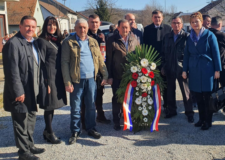 HSS | Spomen na Sibinjske žrtve